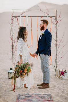 60 Amazing Wedding Altar Ideas & Structures for your Ceremony | Brides