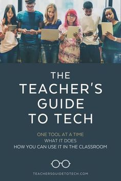 You'll use this 280-page digital binder all year. Keep it on your desktop, laptop, tablet--even your phone--to help you choose the best tech to use with students. #CultofPedagogy