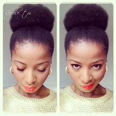 this is the closest person i have ever seen close to my hair texture. we must have words woman :D