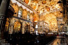 São Francisco de Assis Church - Salvador - Bahia, bY    Paulo Heredia