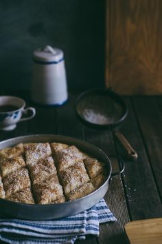 Pumpkin 'pie'    pastry, dough, sugar.    lj