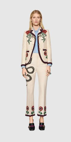 Gucci Runway - Look 12 - SS16_FSWLook12US