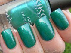 Kiko No.388 Caribbean green