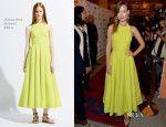 Olivia Wilde In Valentino – 'Third Person' Toronto Film Festival Premiere. Hot lip colour