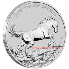 Brumby Horse, Antique Coins, Effigy, Beautiful Horses, Silver Coins, Pure Products, Legal Tender, Antiques, Product Packaging