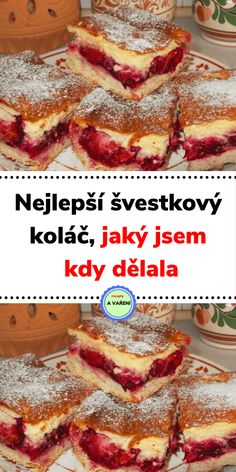 Croatian Recipes, Healthy Detox, Cookie Designs, No Bake Cookies, Diy Food, Baked Goods, Sweet Treats, Deserts, Dessert Recipes