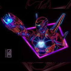 Iron Man Bleeding Edge armor