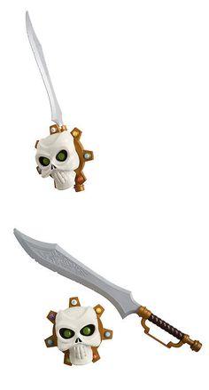 Zak Storm Calabrass Toy Sword