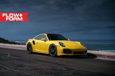 Photoset: Porsche 911 Turbo S by HRE #porsche #hre #porsche911turbo #porsche911 #cars #autos #design #tuning #hot #wheels