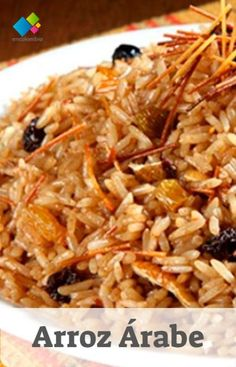 Couscous Recipes, Rice Recipes, Mexican Food Recipes, Chicken Recipes, Snack Recipes, Cooking Recipes, Ethnic Recipes, Healthy Recepies, Arabian Food