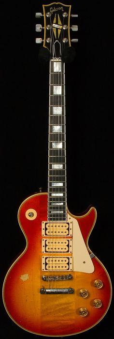 """Ace Frehley """"Budokan"""" Les Paul Custom"""