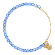 Sky Rock Candy Beaded Bracelet   Alex and Ani