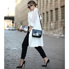 How to Chic: NEW STUNNING INSPIRATION - Via @fabulouslyspotted Pic:©Brooklynblonde1