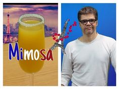 Cóctel Mimosa - YouTube