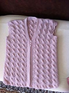There is no information about this women's vest. Lace Knitting Patterns, Easy Crochet Patterns, Yarn Shop, Crochet Cardigan, Crochet Doilies, Vintage Patterns, Baby Knitting, Dame, How To Knit
