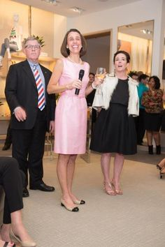 Private Shopping Event at Halls with Designer Kate Valentine