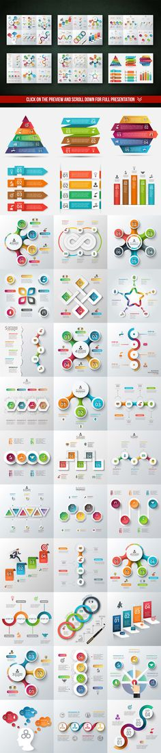 Best infographic template bundles