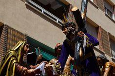 Fotografía de Estefanía Baeza Galindo. Viernes Santo -Ciudad Real-. Realizada con cámara