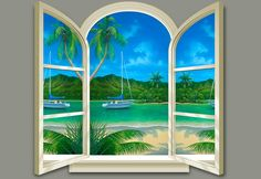 e11d8d2fe79 11 Best Paintings looking through a window images