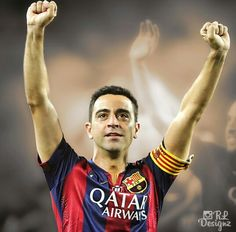 The great Xavi
