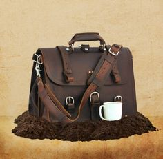 Leather Messenger Bag.http://www.saddlebackleather.com/Classic-Briefcase?sc=8=301406
