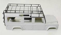 Adventure Land Rover Defender D110 Roof Rack