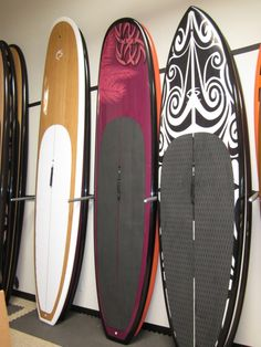 Shopping for a stand-up paddle board
