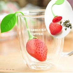 Tea Infuser Strawberry AU$5.99