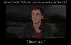 Malfoy Problems.