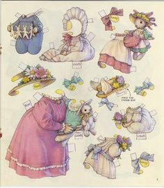 The Hopper Family 3 ~ Antique paper dolls and paper toys to make - Joyce hamillrawcliffe - Picasa Web Albums Paper Art, Paper Crafts, Foam Crafts, Paper Doll House, Paper Houses, Doll Home, Paper Animals, Vintage Paper Dolls, Paper Toys