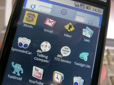 AndroidPhone apps for writing