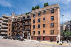 Baskerville Condominiums in Madison, WI