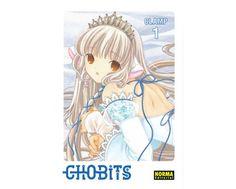 CATALONIA COMICS: CHOBITS 1 (Ed. Integral)