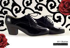 Blutcher Begoña Cervera www.begonacervera.com Flamenco Shoes, Oxford Shoes, Dressing, Women, Fashion, Templates, Dancing Shoes, Professional Shoes, Custom Shoes