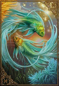 Pisces ~~ Houston Foodlovers Book Club