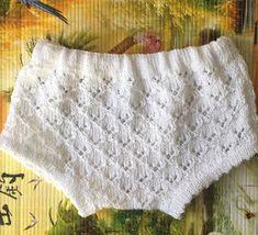 Blog Abuela Encarna Knitting For Kids, Crochet Baby, Lace Shorts, Blanket, Alba, Deli, Diapers, Knitting Patterns, Knitting And Crocheting