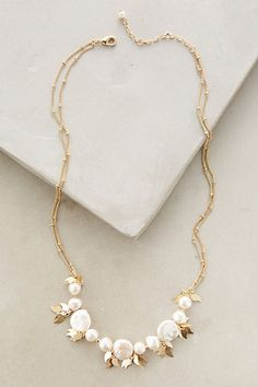 Polistes Necklace #anthropologie