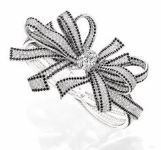 Chanel bow ring