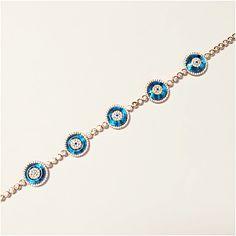 Sterling Silver Evil Eye Bracelet Jewelry Turquoise Gl