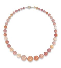 Conch Pearl Necklace  Christie's