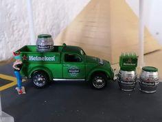 Custom Hot Wheels, Diecast, Vw, Cars, Heineken, Autos, Car, Automobile, Trucks
