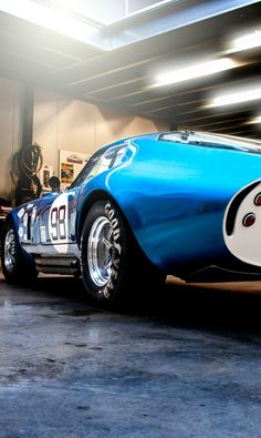 Shelby Daytona How could you not find this car beautiful?