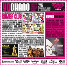 YOCHANO nº246 #Newsletter #RumbaCatalana