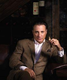Andy Garcia, Good Cigars, Cigars And Whiskey, Whisky, Famous Cigars, Cuban Cigars, Smoking Celebrities, Women Smoking, Cigar Art
