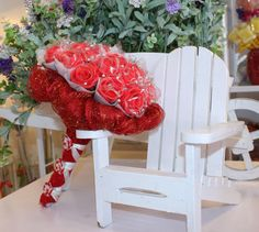 Flower Pastillas by SweetBlooms Pasta, Creative, Flowers, Food, Essen, Meals, Royal Icing Flowers, Flower, Yemek