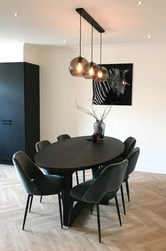 Dining Table, Dining Room, Modern Retro, Next At Home, Sweet Home, New Homes, Furniture, House Styles, Interior
