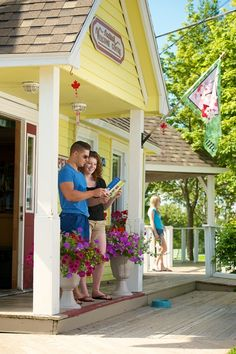 Cape Breton Island, Nova Scotia – Throughout Cape Breton you'll find helpful Visitor Information Centres, which are identified by the question mark symbol. Question Mark Symbol, Cape Breton, Cultural Experience, Cultural Diversity, Nova Scotia, Plan Your Trip, Centre, Travel Destinations, Pergola
