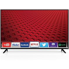 Experience a simplified and intuitive Smart TV with high-quality picture and enhanced performance all powered by a faster processor1. The redesigned #VIZIO E-Ser...