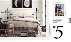"""Restoration Hardware """"Small Spaces"""""""