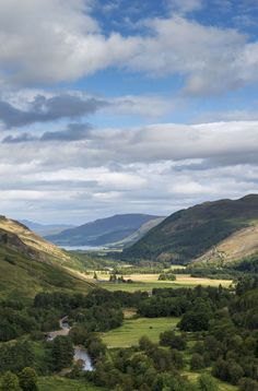 Peebles Highlands, Scotland, UK